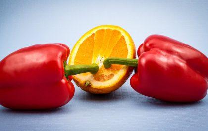 تفاوت بین میوه و سبزیجات