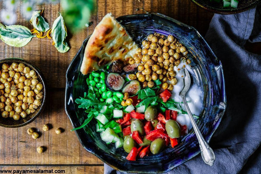 بررسی خواص چند ماده غذایی عالی برای از بین بردن استرس